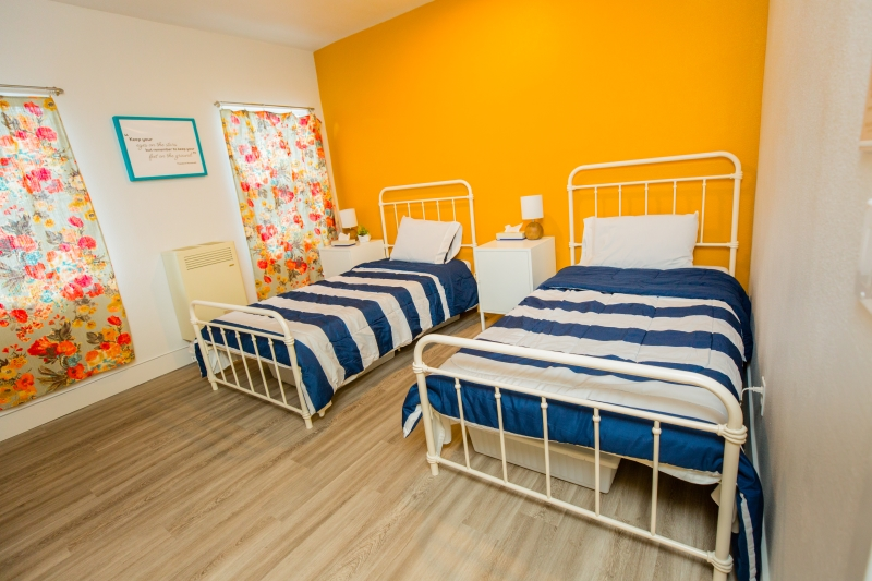Pico Recuperative Beds opt