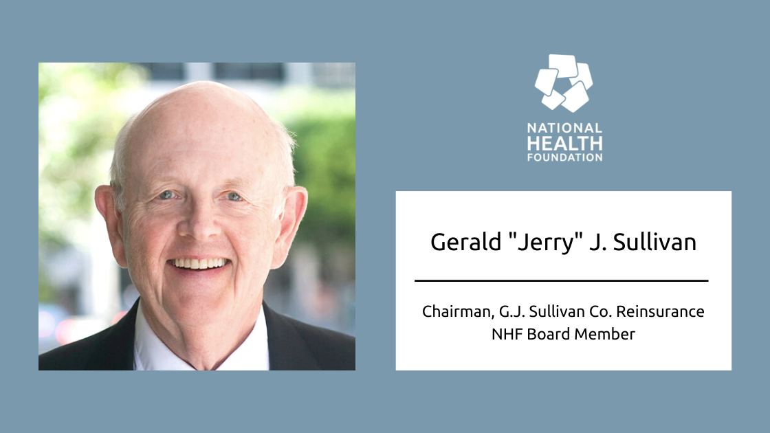 NHF Board Member Jerry